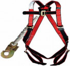 Full Body Harness UEE 265K with Twin Lanyard