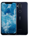 Nokia 8.1 Octa Core 4GB RAM 6.18'' 20MP Selfie Camera Mobile