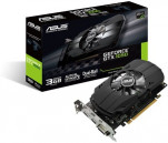 Asus Phoenix GeForce GTX 1050 3GB GDDR5 Graphics Card