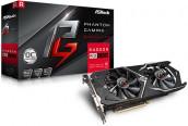 ASRock Phantom Gaming Radeon RX580 8GB Graphics Card