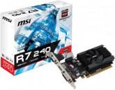MSI AMD Radeon R7 240 2GB DDR3 Graphics Card