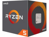AMD Ryzen 5 2600X Processor with Spire Cooler