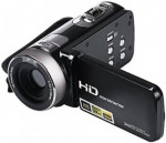 Digital Video Handy Camcorder X301 24MP 270 Degree Rotation