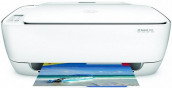 HP DeskJet 3630 All-In-One Hi-Speed Ink Tank Color Printer