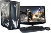 Desktop PC Intel Core i5 4GB RAM 1TB HDD 19 Inch Monitor