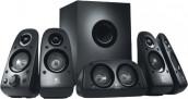 Logitech Z506 5.1 Speaker with 3D Stereo Sound