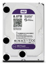 Western Digital WD80PUZX 8TB 7200 RPM Purple Hard Disk Drive