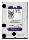 Western Digital WD80PUZX 8TB 7200 RPM Purple Hard Disk Drive