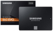 Samsung Evo 860 V-NAND Optimized Performance 250GB SSD