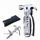 Multi-Function Steel Hammer Pliers Tool