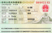 China Business / Tourist Visa Processing Service