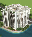 Seven Star Tower Lake View at Aftabnagar Dhaka