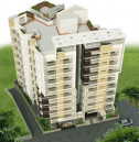 Dominant Kobita Luxury 1480 Sqft Flat at TV Center Rampura