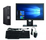 Dell OptiPlex 5060 Core i7 8GB RAM 1TB HDD 18.5