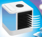 Mini Air Cooler with 7 Color LED Light