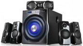 F&D F6000X Bluetooth Black Electronic Home Theater