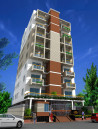 Dominant Rose Marinus 1270 Sqft Apartment at Mirpur Dhaka