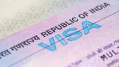 Indian Visa E Token Service