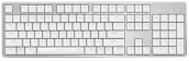 Rapoo MT700 Rechargeable Backlit Mechanical keyboard