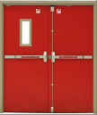 ACICO Double Fire Door UL Listed 1500 x 2100 mm