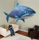 Remote Control Shark Toys Air Swimming Fish RC Flying