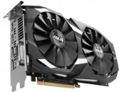 Asus Dual Series Radeon RX 580 OC 8GB GDDR5 Graphics Card