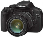 Canon EOS 550D DSLR Camera with EF S18-55IS Kit