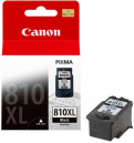 Canon PG-810XL Black 220 Pages Yield Printer Cartridge