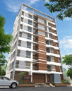 Dominant Grussen 1020 Sqft Flat at Aftabnagar Rampura
