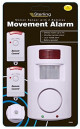 Sterling EA501 Motion Sensor Alarm with 2 Remote