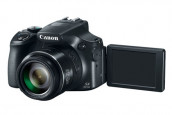 Canon PowerShot SX60 HS Wi-Fi 65x Zoom FHD Digital Camera