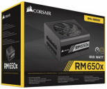 Corsair 650x RM650x PSU RMx Series ATX Power Supply