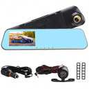 Car Dash Camera 4.3 Inch Full HD Video