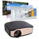 Cheerlux C6 Mini 1200 Lumens Multifunction LCD Projector