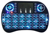 Mini i8 2.4G Wireless Keyboard with Touchpad and Backlight