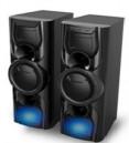Xtreme E510BU Bluetooth Home Audio Speaker