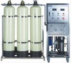 Industrial 1500 GPD DM Water Treatment Plant