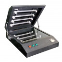 UV Crystal Heat Press Machine