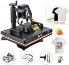 Cambo 5 In 1 Multi Colour Heat Press Machine