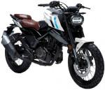 FKM Scramler 164cc Motorcycle