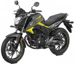 Honda CB Hornet 160R Single Disc