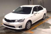 Toyota Axio Hybrid 2014