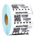Bar Code Label Sticker 50 x 30 mm