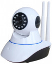 Double Antena Doll Shape Wi-Fi IP Camera