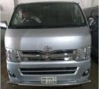 Toyota Hiace Gl 2010