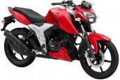 TVS Apache RTR 160 4V Single Disc