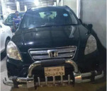 Honda CR-V Black 2005