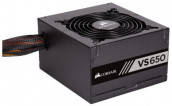 Corsair VS 650 Watt 80 Plus PC Power Supply