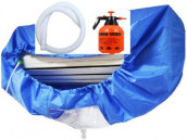 Air Conditioner Cleaning Kit with Auto Spray and Pipe