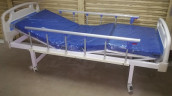 Medical Bed 2 Side Folding Both Side Safety Railing